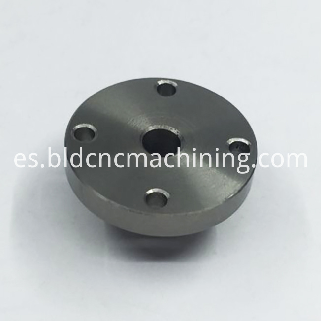 machining stainless steel flanges