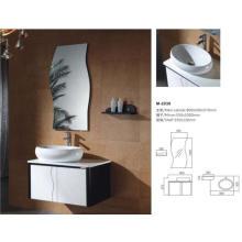 Armário moderno da vaidade do banheiro do estilo da forma