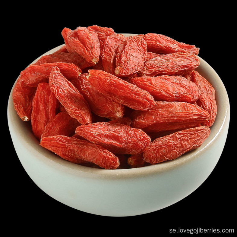 Super Food Goji Berry från Ningxia 2018