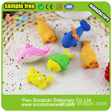 Sea animal  Shaped Erasers, Kids erasers
