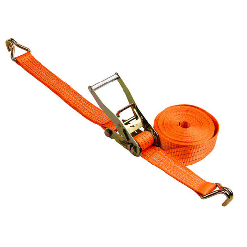 Ratchet tie down Polyester Cargo Lashing