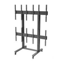 """Video Wall Stand Portrait 6 Screens 40-55"""" (2*3) (AWP 600)"""