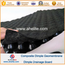 HDPE Dimple Geomembrane for Railway