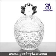 Pot de verre transparent (GB1834XX)