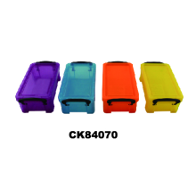 Candy Color Stationery Superposed Storage Box