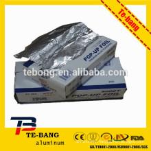 2014 HOT Sale new design hookah aluminum foil with factory price