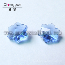 Various Snowflake Shaped Crystal Beads For Jewelry Components