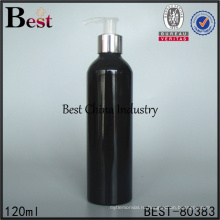 ручная роспись черный спрей алюминиевая бутылка