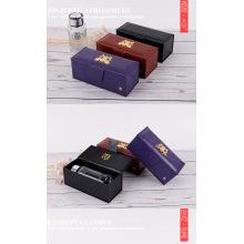 Emballage cadeau personnalisé de boîte de bouteille de parfum haut de gamme