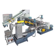 Máquina de granulação plástica de resíduos de PE PE
