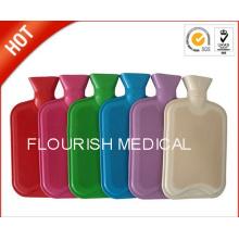 Bolsas de agua caliente reutilizables médicas de varios tamaños