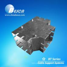 Горячего погружения оцинкованная сталь Размеры кабельного отсека (CE и UL, сul, ПГБ)