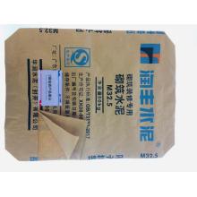 Matériaux de construction sacs d'emballage en papier professionnel 50KG
