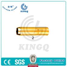 Прямая цена в отрасли Tweco CO2 MIG Soldadura Welding Torch
