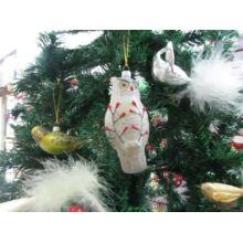 verre décoratif oiseau art verre sculpture ornement