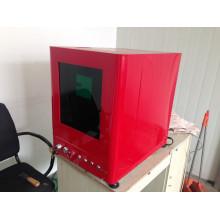 Machine de marquage de fibres syngood SG10F / 20F / 30F pour étiquette de chien