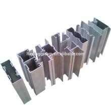 6063 T5 Aluminum T Section Ghana perfil de aluminio pintado para ventanas y puertas