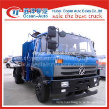 2015 new condition dongfeng 12m3 garbage truck for sale