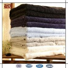 Custom Size Embossed Logo Cotton Hotel Hammam Towels