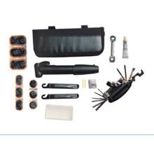 Sac à outils à vélo Hot Sale avec clé Allen et pompe