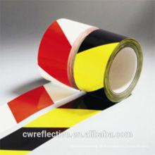 China fornecedor 3m material reflexivo adesivo reflexivo fita de vinil de advertência