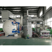 Vacuum Brazing Furnace for Heat Exchanger