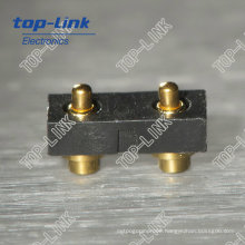 2 Pin Male Female Pogo Pin (spring loaded connector)