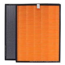 Filter Element Pleated Filter Hepa Air Filter for Winix HR950 HR951 and HR1000 Filtrete