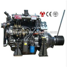 Weifang Ricardo motor de la bomba de irrigación 70kw