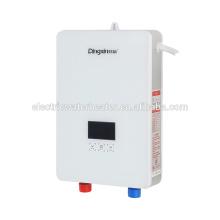 5500W instant heater water geyser for kitchen