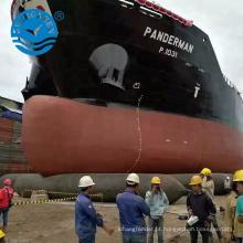 Navio de borracha marinho do lançamento do ar da bolsa de ar do uso de confiança do lançamento do navio da qualidade