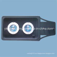 Piezas de la vivienda ligera de aluminio del LED con servicio del OEM