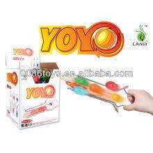 Flash YOYO juguetes de caramelo
