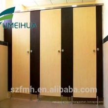 FMH phenolic compact waterproof chemical toilet