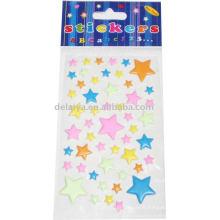 Puffy Star Sticker