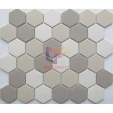 Matt Face Anti-Slip Bathroom Used Mosaic Tile (CST274)
