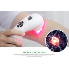 Équipement de thérapie de soulagement de la douleur au laser de thérapie au laser de soins de santé