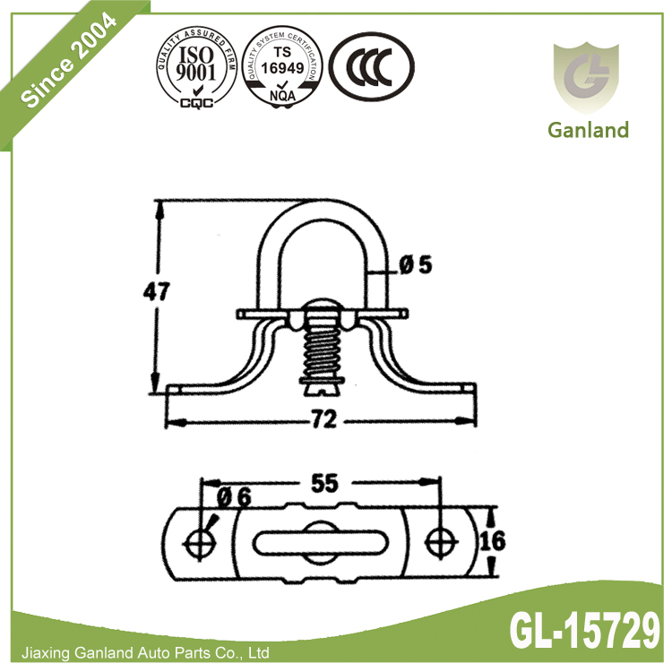 Lashing Ring GL-15729