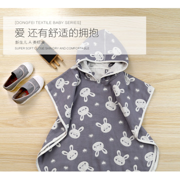 Baby Poncho Baby Cloak Peuter Poncho