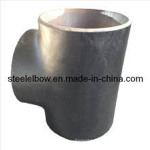 Pipe en acier de carbone raccord/acier Tee