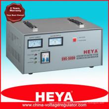 4000W Servo motor control automatic voltage regulator/voltage stabilizer
