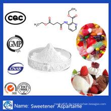 99,8% Reinheit CAS 22839-47-0 Bulk Powder Aspartam Süßstoff