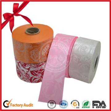 5mm Wholesale Ribbon Double Face Luster Ribbon Roll