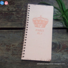 High Quality Plastic Mini Pocket Soft PP Cover Siral Notebook