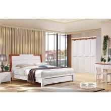 Modernos muebles de madera de dormitorio