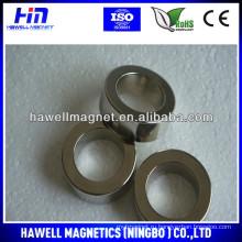 Круглые кольца магнитов