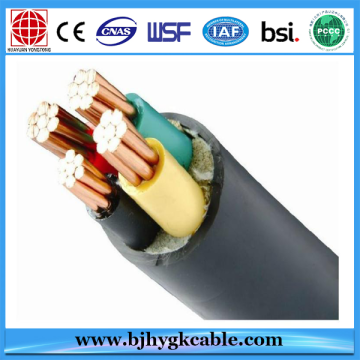 Cable blindado de 0.6 / 1kV 4X120mm
