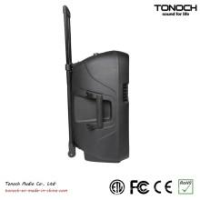 Fabrik Versorgung 10 Zoll Kunststoff Trolley DJ Lautsprecher mit Batterie