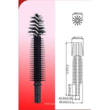 Cepillo de mascarilla de silicona doble fibra tipo