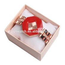 hot sell retail alloy bracelet watch wrist watch for ladies